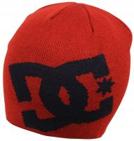 DC Big Star Beanie - Jester Red