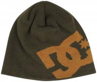 DC Big Star Beanie - Dark Olive