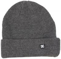 DC Harvester Beanie - Grey Heather