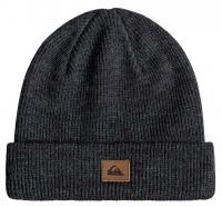 Quiksilver Performed Beanie - Dark Charcoal Heather