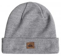 Quiksilver Performed Beanie - Medium Grey Heather