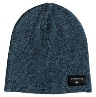 Quiksilver Cushy Beanie - Medieval Blue Heather