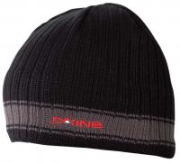 DaKine Ribbed Pinline Beanie - Black / Charcoal