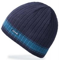 DaKine Ribbed Pinline Beanie - Midnight / Chill Blue