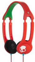Skullcandy Icon 2 Headphones - Red
