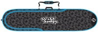 Sticky Bumps Longboard Bag - Blue