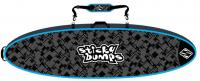 Sticky Bumps Shortboard Double Bag