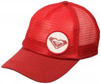 Roxy Your Baby Patch Women's Hat - Rio Red