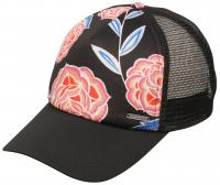 Roxy Water Come Down Women's Hat - Anthracite Mexican Roses