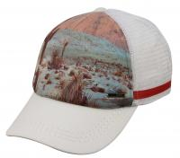 Roxy Dig This Women's Hat - Marshmallow / Desert