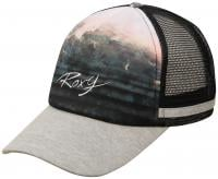 Roxy Dig This Women's Hat - Marshmallow / Beach Scene