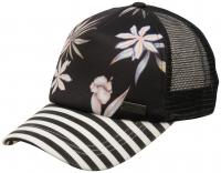 Roxy Water Come Down Women's Hat - True Black / Delicate Flowers