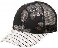 Roxy Water Come Down Women's Hat - Anthracite Flowers of Love