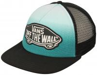 Vans Beach Girl Women's Trucker Hat - Blue Grass / Pool Green