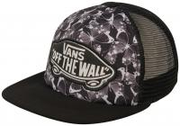 Vans Beach Girl Women's Trucker Hat - Butterfly Black