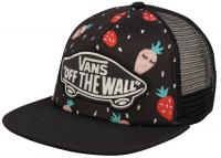 Vans Beach Girl Women's Trucker Hat - Flirt Berry