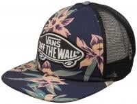 Vans Beach Girl Women's Trucker Hat - Fall Tropics