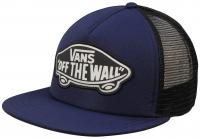 Vans Beach Girl Women's Trucker Hat - Medieval Blue