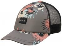 RVCA Talum Women's Trucker Hat - Concrete