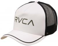 RVCA Title Women's Trucker Hat - White