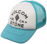 Volcom Carefree Women's Trucker Hat - Tidal Blue