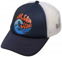 Volcom Don't Let Me Go Women's Trucker Hat - Sea Navy