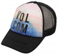 Volcom Ocean Drift Women's Trucker Hat - Black