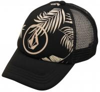 Volcom Ocean Drift Women's Trucker Hat - Black Combo