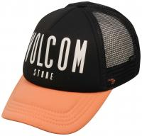 Volcom Endless Rays Women's Trucker Hat - Coral
