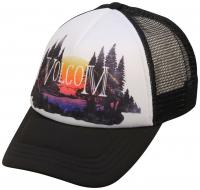 Volcom Endless Rays Women's Trucker Hat - Black