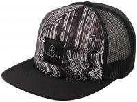 Volcom Don't Even Trip Women's Trucker Hat - Black