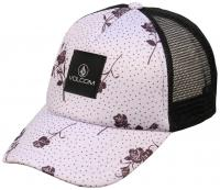 Volcom Final Rose Women's Trucker Hat - Light Purple