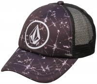 Volcom Final Rose Women's Trucker Hat - Black