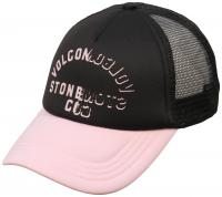 Volcom Final Rose Women's Trucker Hat - Faded Pink