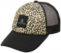 Volcom Palmy Women's Trucker Hat - Sunburst