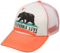 Billabong Pitstop Women's Trucker Hat - Coral