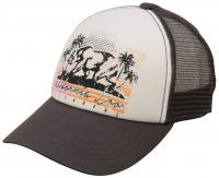 Billabong Retro Bear Women's Trucker Hat - Charcoal