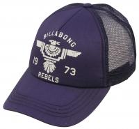 Billabong Rebel Play Women's Trucker Hat - Blue Cruz