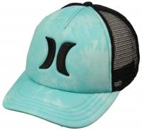 Hurley One and Only YC Trucker Hat - Menta Cloud Wash