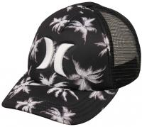 Hurley One and Only Women's  Trucker Hat - Black Palm