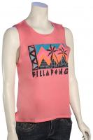 Billabong Find Your Tribe Women's Tank - Guava