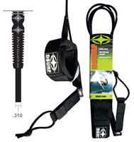 Destination Surf Surfboard Leash - Big Wave