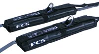 FCS Single Soft Rack - Premium D Ring