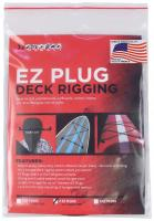 Surf Co EZ Plug Bungee Deck Rigging Kit - 4 Piece