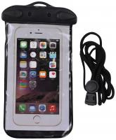 Epic Gear Epic Center Waterproof Cellphone Case - Black