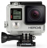 GoPro Hero 4 Silver Waterproof Camera