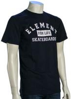 Element Team Jersey T-Shirt - Black