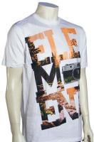 Element Capture T-Shirt - White