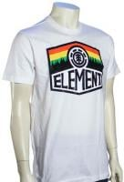 Element Treeline T-Shirt - White