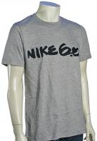 Nike 6.0 Wordmark T-Shirt - Heather